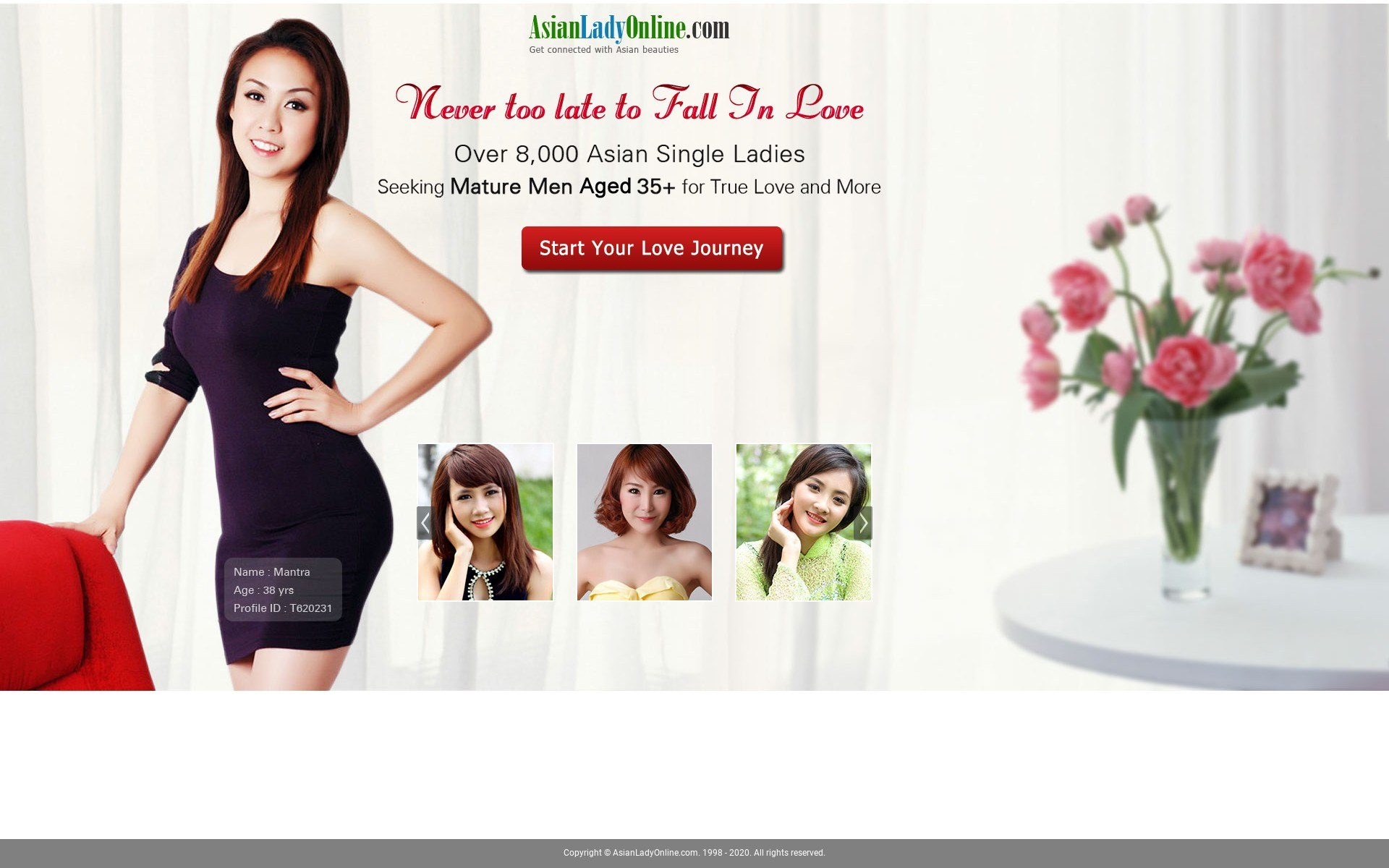 Review Asian Lady Online Site